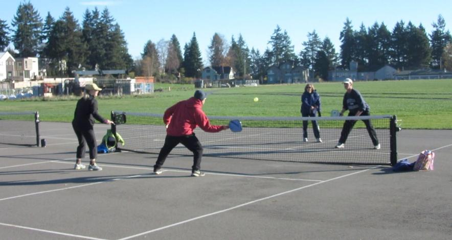 Maple Leaf Pickleball Players - North Seattle
